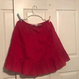Ellos pink skirt